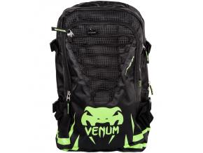 sportbag venum challenger pro black neoyellow f1