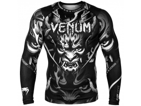 rashguad long sleeve devil white black f1