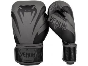 boxing gloves venum impact black f1