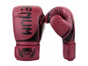 boxing gloves venum challenger redwine black f1