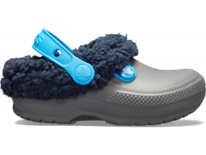 Crocs Classic Blitzen III Clog K Slate Grey/Navy