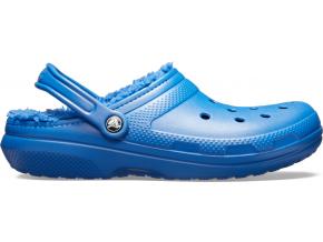Crocs Classic Lined Clog Blue Jean/Blue Jean