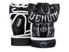 mma gloves venum gladiator black f1