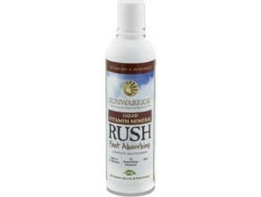 Sunwarrior Vitamin mineral Rush™  236,5 ml