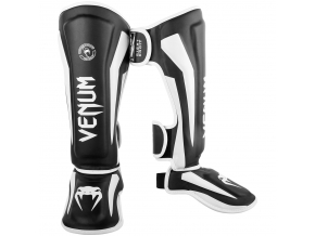 shinguard venum chranice holeni elite black white f1