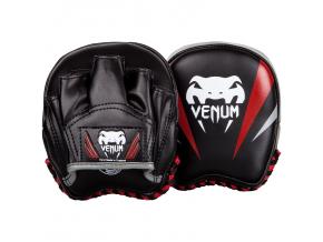 mini punch venum mitts elite black f1