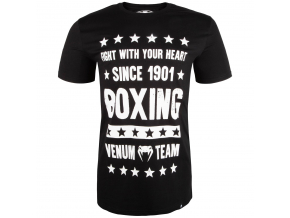 tshirt venum boxing origins black f1