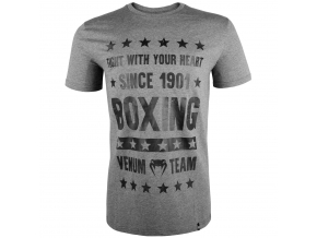 tshirt venum boxing origins grey f1