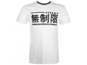 tshirt venum limitless white f1