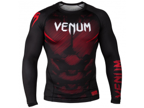 rashguadr venum long sleeve nogi black f1