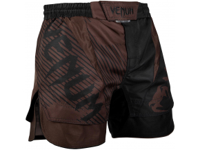 fight shorts venum nogi brown f1