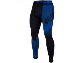 spats venum nogi black blue f1