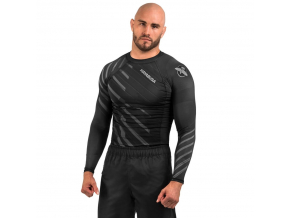hayabusa odor resist rash ls black main