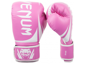 boxing gloves venum challenger pink box rukavice f1
