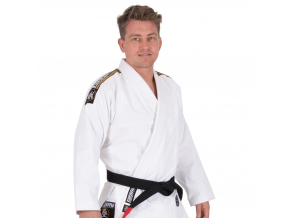 bjj gi kimono tatami absolute white f1