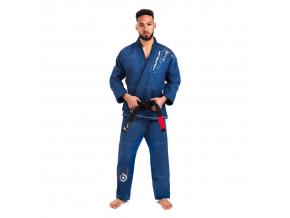 bjj gi kimono hayabusa goorudo 4 blue f1