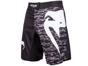 mma shorts venum light 3 black camo f1