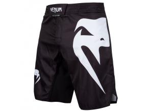 mma shorts venum light 3 black f1