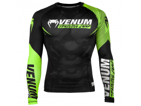 rashguard venum long sleeve training camp 2 f1