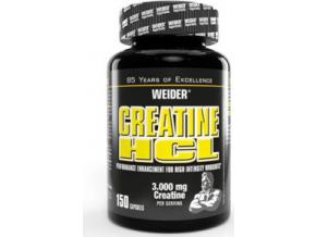 Weider Creatine HCL 150 kapslí