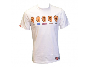 tshirt valor carfiol white f1