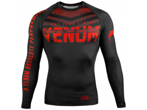 rashguard signature venum long sleeve f1