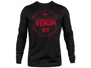 tshirt venum long sleeves signature f1