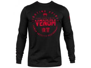 tshirt venum long sleeves signature f1