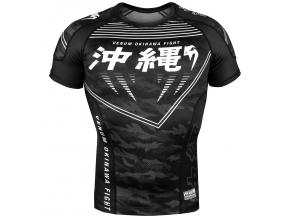 rashguard venum okinawa short sleeves f1