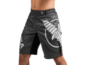 mma shorts hayabusa chikara 4 grey f1
