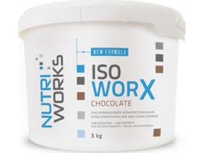NutriWorks Iso Worx New Formula 3 kg