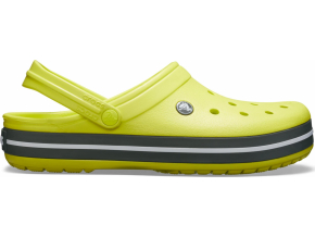 Crocs Crocband - Citrus/Grey