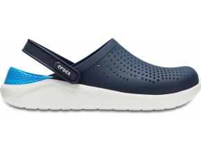 Crocs LiteRide Clog Navy/White
