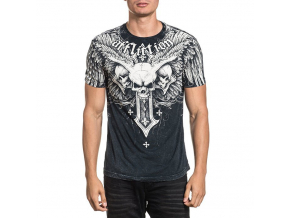 tricko tshirt affliction demon eyes f1