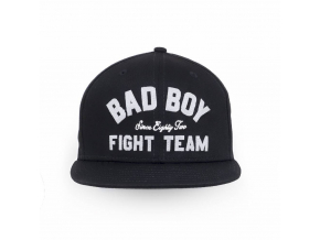 bad boy fight team snapback hat black 1