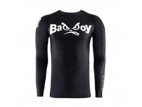 rashguard badboy retro black f1