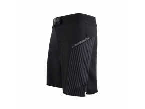 mma sortky shorts bad boy evo black grey f1