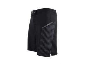 mma sortky shorts bad boy evo black grey f1