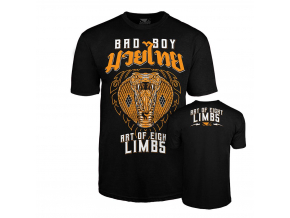tricko tshirt badboy art of 8 limbs f4