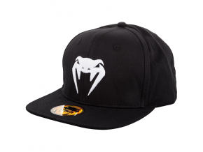 venum ksiltovka cap classic black white f1