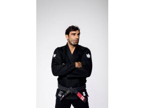 bjj gi kimono kingz one black jiu jitsu f3