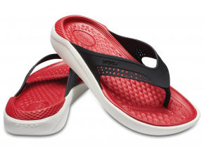 crocs literide flip 2