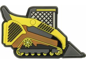 Crocs Odznáček Jibbitz - Bulldozer Truck