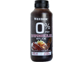 Weider 0% Fat Barbecue omáčka 265 ml