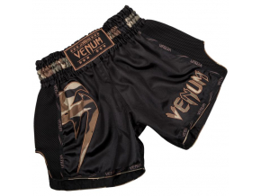 venum short muay giant black camo f1