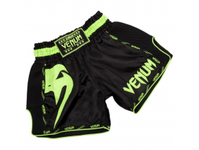 venum short muay giant black neoyellow f1
