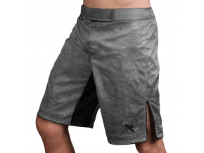 hayabusa Hexagon Shorts Grey f1