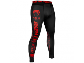 venum 03448 100 spats logos black red f1