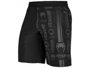 venum 03447 114 training short logos black black f8