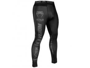 venum 03448 114 spats leginy logos black black f1